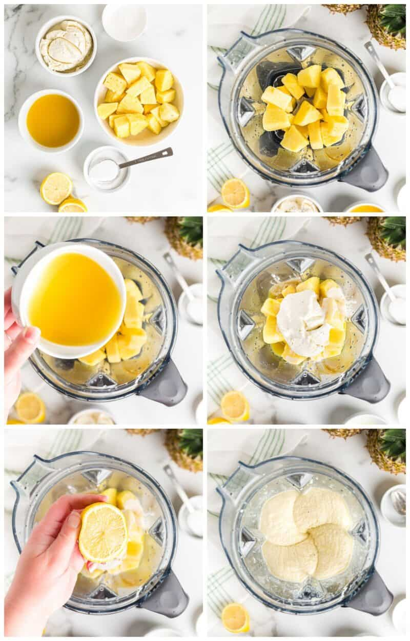 how to make dole whip step by step recipe photos