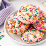 funfetti cookies featured image