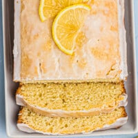 lemon pound cake featured image