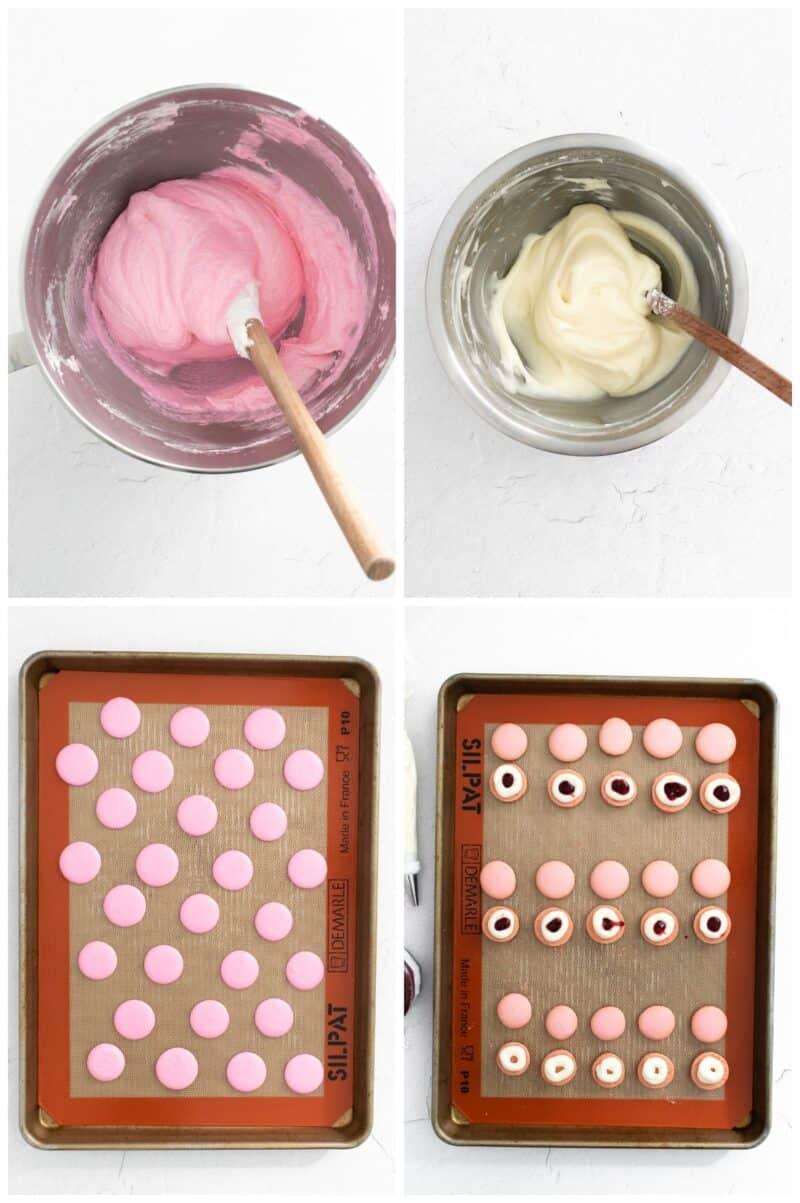 how to make macarons