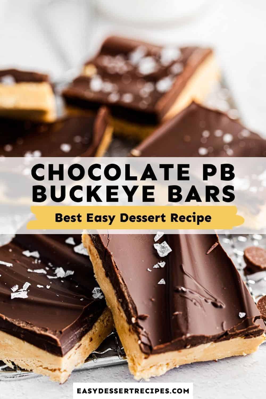 buckeye bars pinterest collage