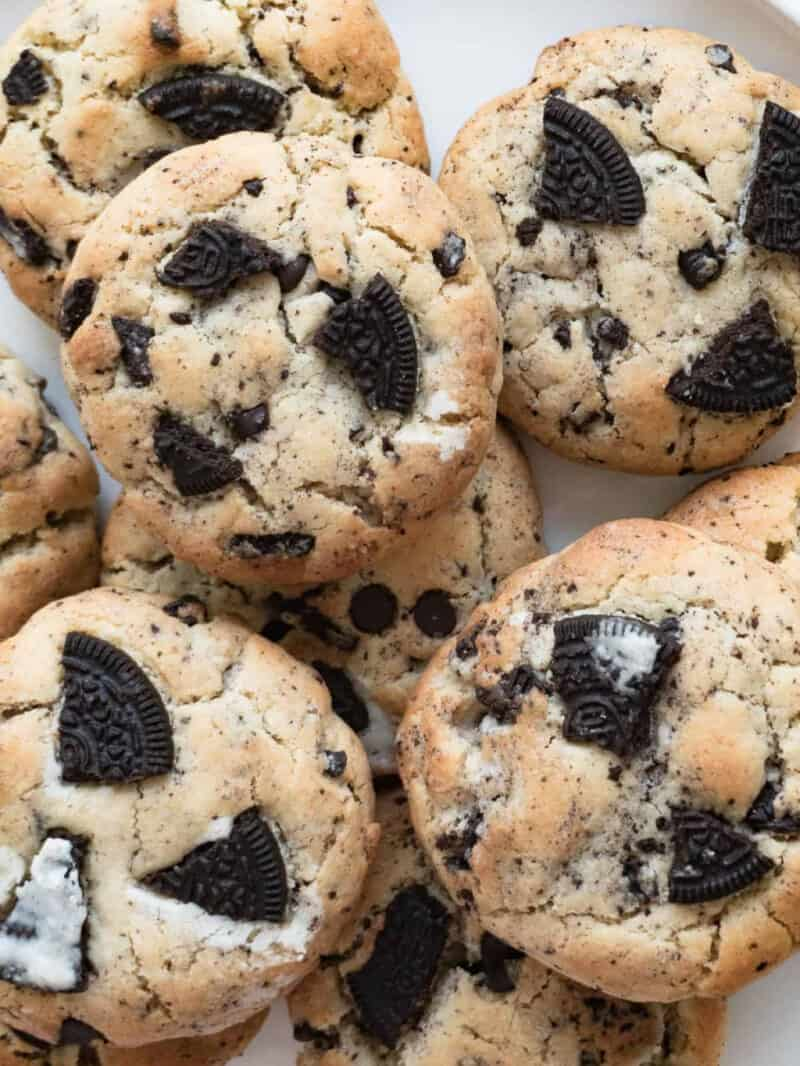 cookies and cream cookies google poster image