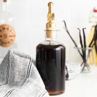 featured homemade vanilla extract