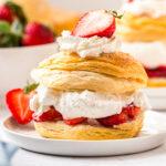 featured strawberry shortcake