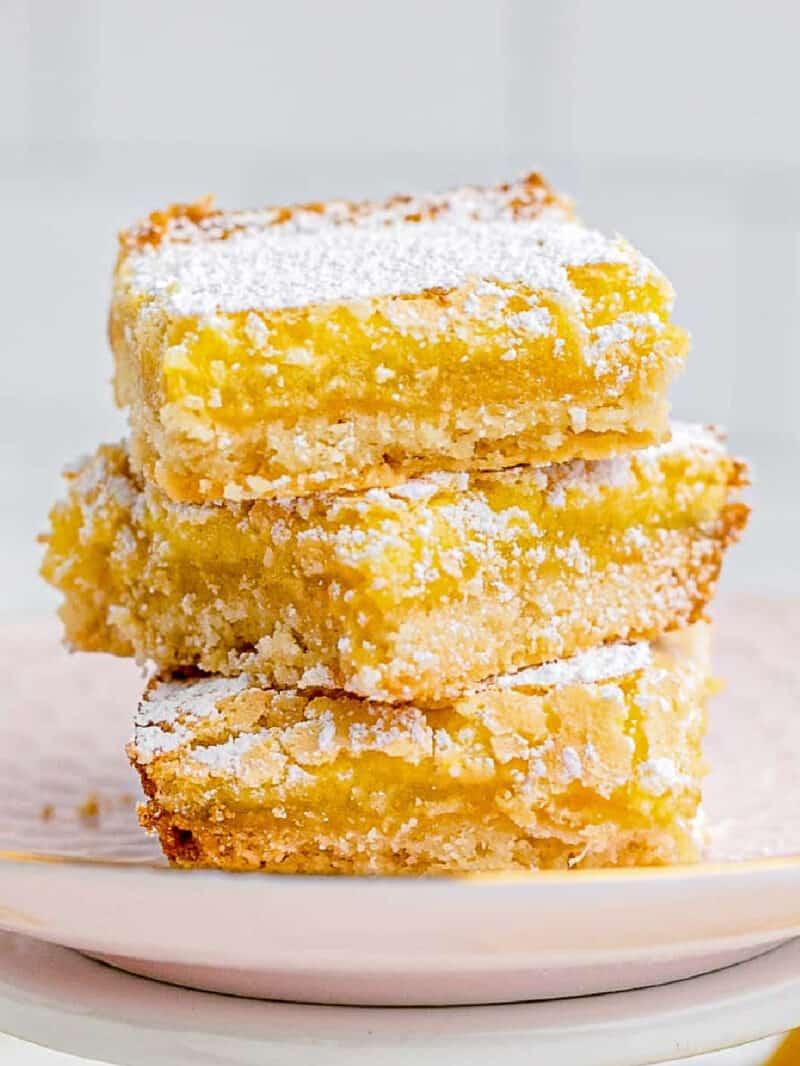 lemon bars google poster image