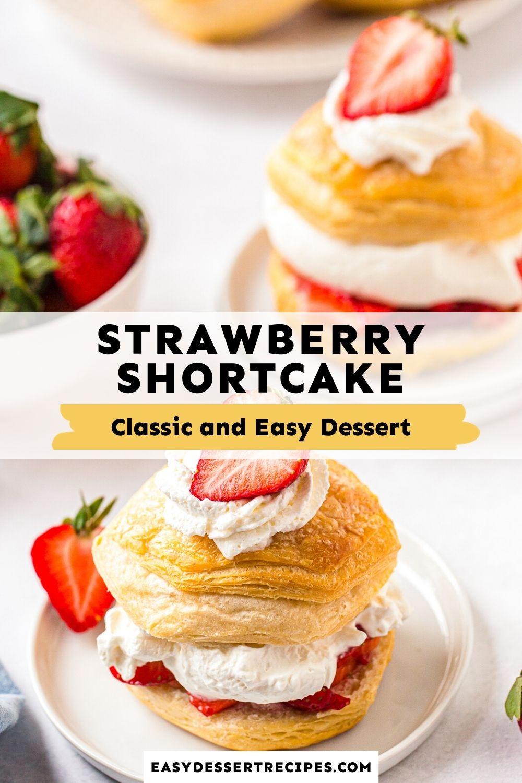 strawberry shortcake pinterest collage