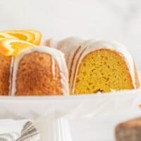 featured orange bundt cake