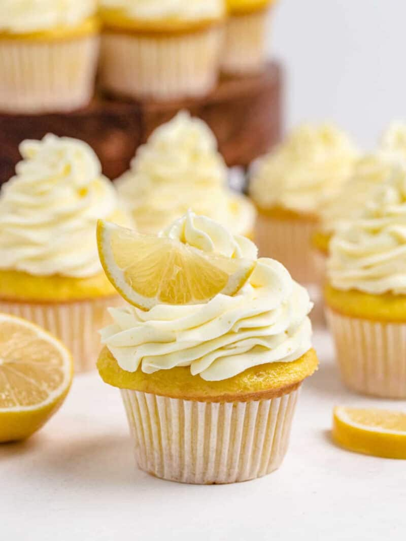 lemon cupcakes google