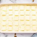 how to make caramel apple dump cake