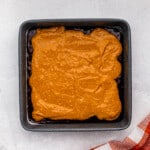 how to make pumpkin brownies